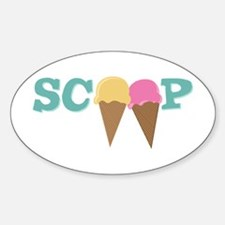 Scoop Decal