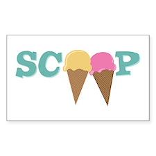 Scoop Decal
