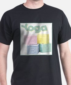 Yoga Baby Blocks T-Shirt