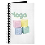 Yoga Baby Blocks Journal