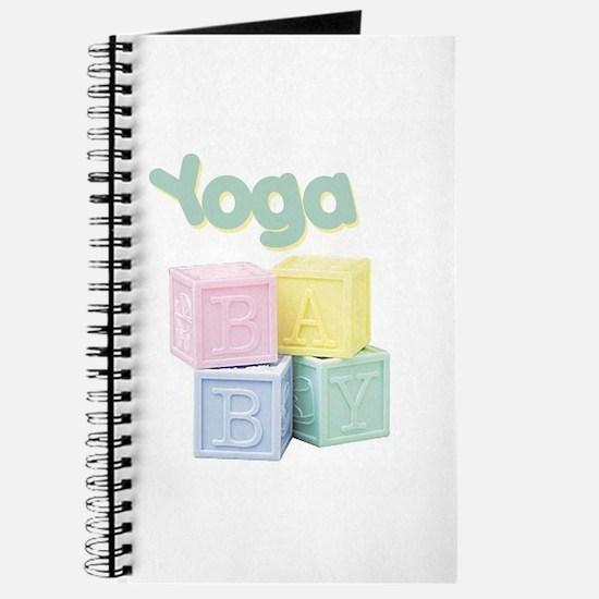 Yoga Baby Blocks Journal