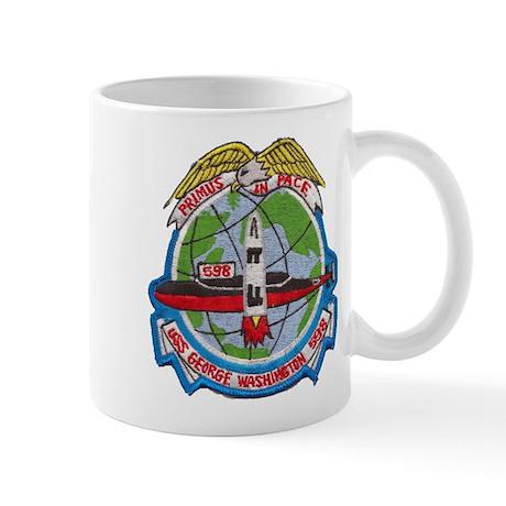 USS GEORGE WASHINGTON Mug