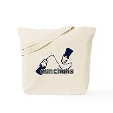 nunchuks Tote Bag