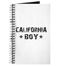 California Boy Journal