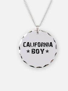 California Boy Necklace