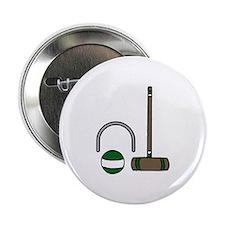 """Croquet Equipment 2.25"""" Button"""