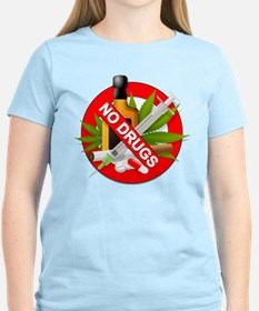 No Drugs T-Shirt