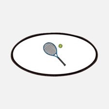 Racquet & Ball Patches