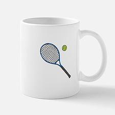 Racquet & Ball Mugs
