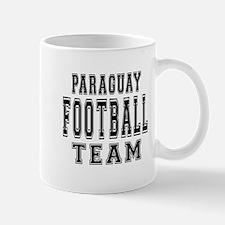 Paraguay Football Team Mug
