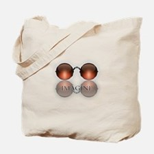 Cool Peace symbol Tote Bag