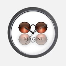 Cute Imagine Wall Clock