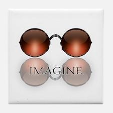 Cute Imagine Tile Coaster
