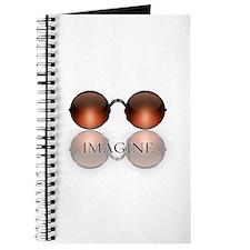 Unique Give peace chance Journal
