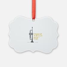 Trumpet Man Ornament