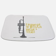 Trumpet Man Bathmat