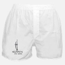 Trumpets Kick Brass Boxer Shorts