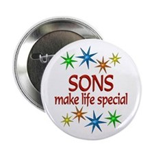 """Special Son 2.25"""" Button (10 pack)"""