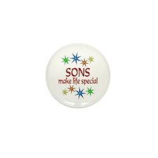 Special Son Mini Button (10 pack)