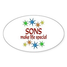 Special Son Decal