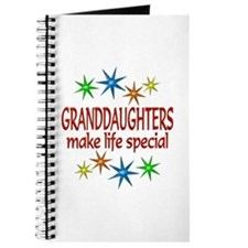 Special Granddaughter Journal