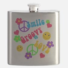 Cute Groovy Flask