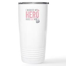 Cute Proud state Travel Mug