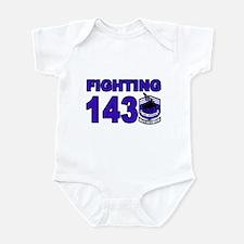 VF-143 Pukin' Dogs Infant Bodysuit