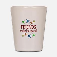 Special Friend Shot Glass