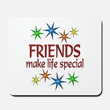 Special Friend Mousepad
