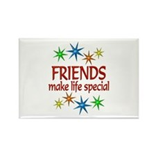 Special Friend Rectangle Magnet