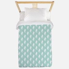 Cool Preppy nautical Twin Duvet