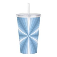 Winter Illusion Acrylic Double-wall Tumbler