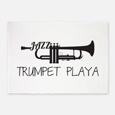 Trumpet Playa 5'x7'Area Rug