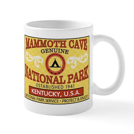 Mammoth Cave National Park (L Mug