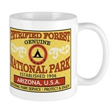 Petrified Forest National Par Mug