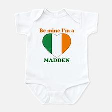 Madden, Valentine's Day Infant Bodysuit