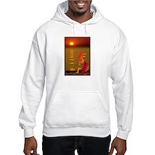 Kokopelli Sunset Hoodie