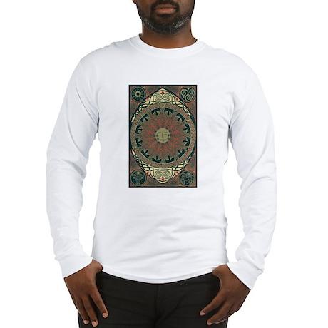 Sun and Moon Symbolism Long Sleeve T-Shirt