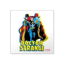 "Doctor Strange Triple Square Sticker 3"" x 3"""