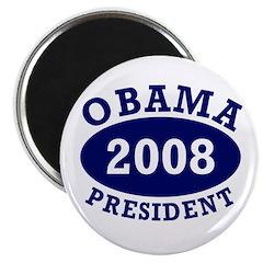 Obama 2008 President Magnet