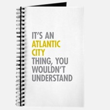 Its An Atlantic City Thing Journal