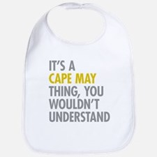 Its A Cape May Thing Bib
