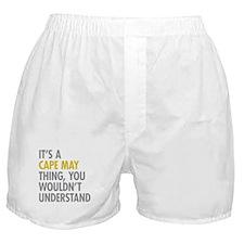 Its A Cape May Thing Boxer Shorts