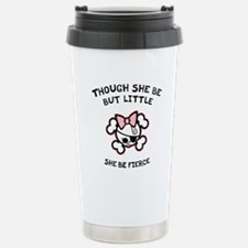 She Be Fierce Travel Mug