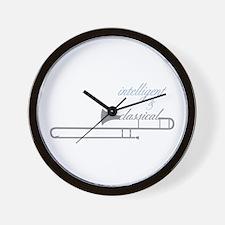 Intelligent & Classical Wall Clock