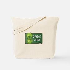 Great Job! Tote Bag