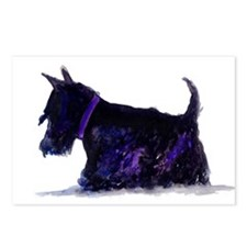 Cute Scottie dog Postcards (Package of 8)