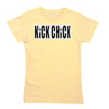 Kick Chick (soccer) Girl's Tee