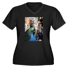 A Taste of Venice Plus Size T-Shirt